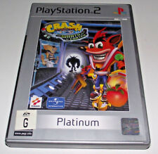 Crash Bandicoot The Wrath of Cortex PS2 (Platinum) PAL *No Manual*