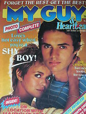 MY GUY MAGAZINE 13/11/82 - HAIRCUT 100 - KIDS FROM FAME (LEROY)
