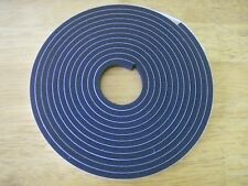 "Marine Boat Hatch Seal Neoprene Tape W/ Adhesive 3/4"" Wide x 1/8"" Tall x 20' #67"