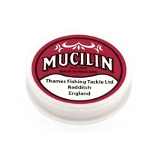 MUCILIN SOLID FLOATANT LINE GREASE / FLY FLOATANT - Solid Red
