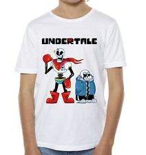 Undertale Sans and Papyrus Custom t-shirt Personalize Birthday gift Video game