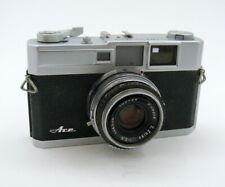 Olympus Ace 35mm camera.