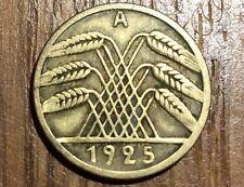 PIECE DE 5 REICHSPFENNIG 1925 A (4)