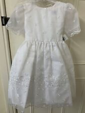First Holy Communion Dress Flower Girl Bridesmaid Shamrock Design