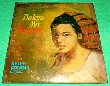 PHILIPPINES:REY COLOMA - ORGANIST - BAKYA MO NENENG,LP ALBUM,RARE,OPM