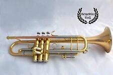 Trompete, Jazztrompete - mit Kranz / Heckel - Super Qualität