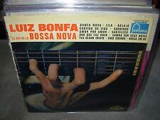 LUIZ BONFA le roi de la bossa nova ( jazz ) fontana france - RARE -