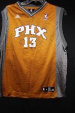 Adidas Steve Nash #13 Phoenix Suns Orange Youth Jersey Xl (18-20)-B45