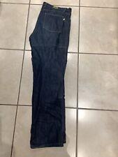 Draggin Kevlar Lined, Black Motorcycle Jeans, 38 inch Waist 34 inch inside leg