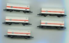 More details for 5 x marklin 8615  db container wagon