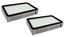 (2) HEPA Filters for Panasonic V194H, MC-V194H, Vacuums Anti Allergen