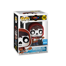Funko POP ! 741 Disney Miguel with Guitar - Limited edition - COCO - IN STOCK