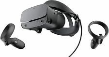 Oculus grieta s PC VR-auriculares negros virtual reality gafas incl. Controller nuevo