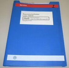 Werkstatthandbuch VW Lupo GTi 3L FSI Bremsanlagen Bremsen ab Baujahr 1999!