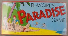 1982 Adult Board Game Bedroom Party Novelty NOS Sealed Playgirl's Paradise Game