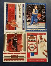 2019-20 Panini Contenders Basketball Season Ticket Base and Inserts You Pick