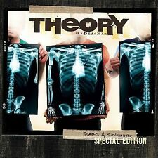 Theory of a Deadman Scars & Souvenirs (CDDVD) CD