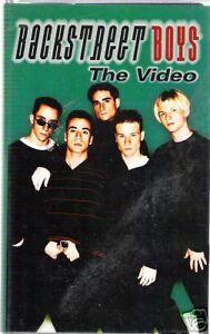VIDEO--Backstreet  Boys-------Selten-------