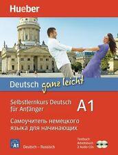 Deutsch ganz leicht A1 von Renate Luscher (2016, Set mit diversen Artikeln)