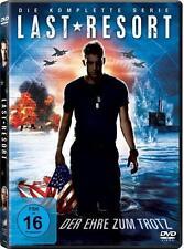Last Resort - Die komplette Serie (2014), nur 1x gesehen.