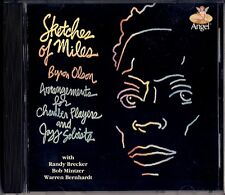 BYRON OLSON_SKETCHES OF MILES_1993_EMI-ANGEL _JAZZ SOLOISTS_CHAMBER PLAYERS_OOP