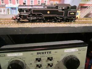 Bachmann 32-352 OO 1:76 Standard Class 4MT 2-6-4T 80032 Black E/Emblem DCC Ready