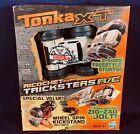 New ZIG-ZAG JOLT Remote Control RICOCHET TRICKSTER R/C CAR - TONKA XT Stunts