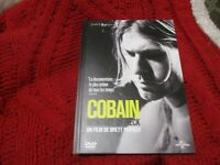 "DVD DIGIBOOK ""KURT COBAIN : MONTAGE OF HECK"" documentaire de Brett MORGEN"