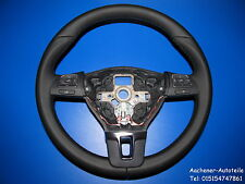 VW AMAROK TOURAN TIGUAN AB 2010 MULTIFUNKTION AIRBAG LEDER LENKRAD 1T0419091AC