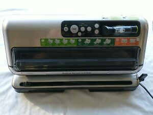 Foodsaver FM 5480 2-in-1 Vacuum Seal Wet/Dry Food Preservation System
