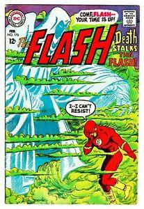 The Flash - No 176 - 1968