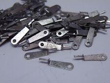 aproximado 100 piezas de estaño PCB Terminal Pin/Soldador Placas Plano
