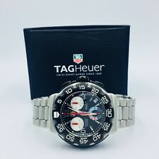Tag Heuer Formula 1 Chronograph Men's wristwatch - Box And Papers - CAC1110-0