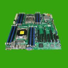 Mainboard Supermicro X10DRI Dual Sockel 2011 Server Motherboard Gehäuseblende