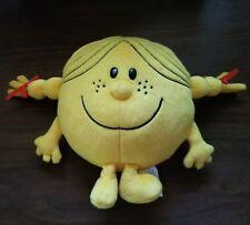 "Little Miss Sunshine Plush toy 2009 THOIP Mr. Men Yellow 8"" Tall stuffed animal"