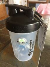 Blender Bottle Classic 16 oz. Shaker with Loop Top Sports Training Protein Shake