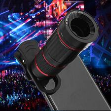 18X Universal Telephoto Telescope Monocular Phone Camera Lens + Clip