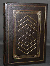 FRANKLIN LIBRARY Plotinus ENNEADS Great Books of the Western World 1983 LEATHER