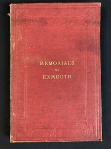 Memorials of Exmouth, compiled by Rev. William Webb, 1872