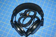 Sony MDR-V600 Headband Headphones Black rubber coating is peeling band