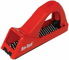 Rasp File Plane Amtech E1120 145mm Wood MDF Fiberglass Planer DIY Small Job NEW