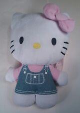 "15"" Hello Kitty Stuffed Animals Backpack Plush Doll 2012"