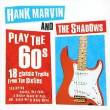 Hank Marvin : The Shadows Play the Sixties CD (2007) FREE Shipping, Save £s