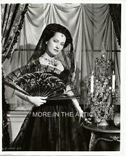 ALLURING MERLE OBERON HOLLYWOOD GLAMOUR PORTRAIT STILL #8