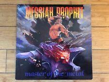Messiah Prophet – Master Of The Metal 1986 Pure Metal SPCN7900600477 Vinyl VG+