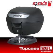 Topcase SHAD SH26 / speeds 26 Liter Koffer für Motorrad Roller Motorradkoffer