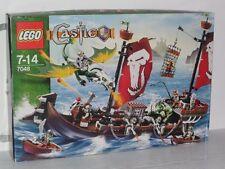 Lego Castle Troll Warship 7048 inkl. OBA u. Box