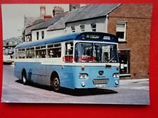 PHOTO  BUS LEYLAND PSU4C/2R NO 1 REG LBO 728P AT CAERPHILLY