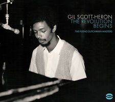 Gil Scott-Heron - The Revolution Begins: The Flying Dutchman Masters (GILBOX 017