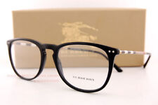 Brand New BURBERRY Eyeglass Frames BE 2258Q 3001 Black For Men Women Size 55